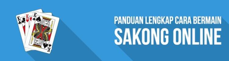 Cara Bermain Sakong Online