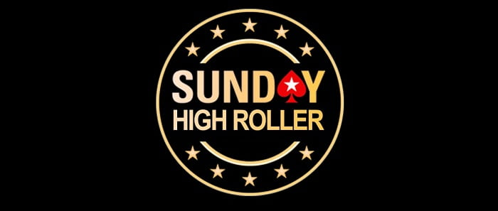 Pokerstars Sunday High Roller