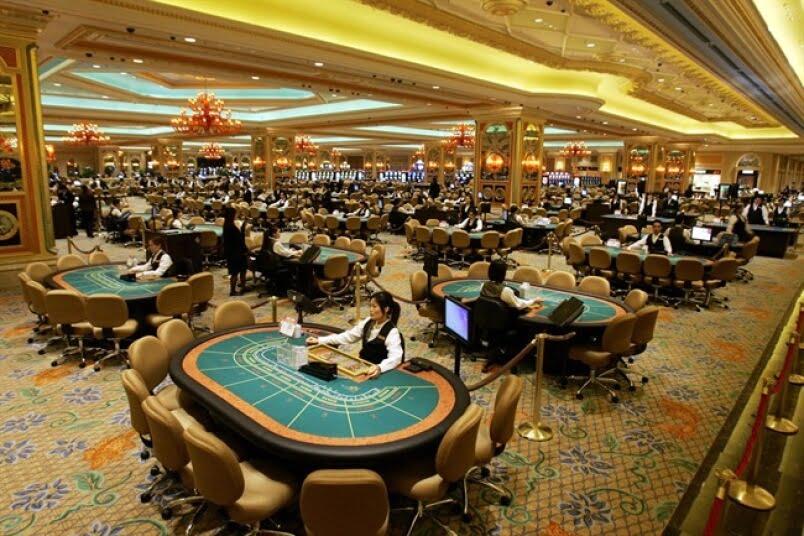 the venetian macau casino