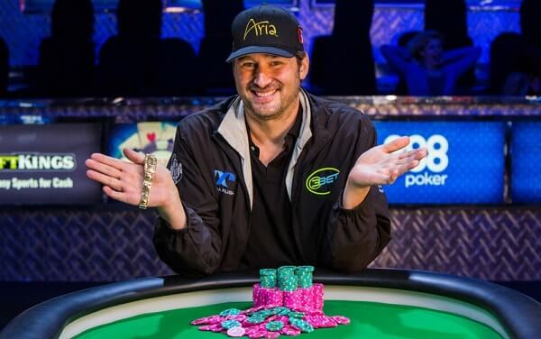 pemain poker dunia phil hellmuth