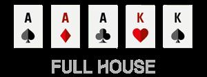 urutan kartu full house