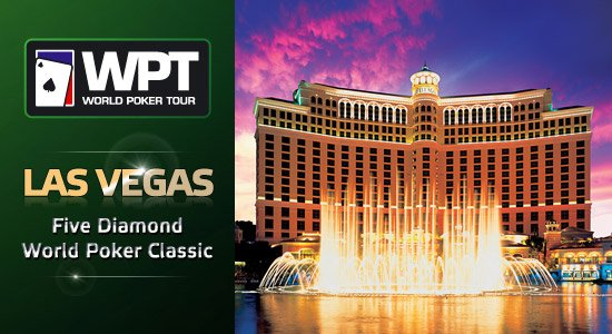 Banyak Aksi High Roller Pada WPT Five Diamond World Poker Classic
