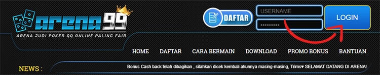 login pkv di web